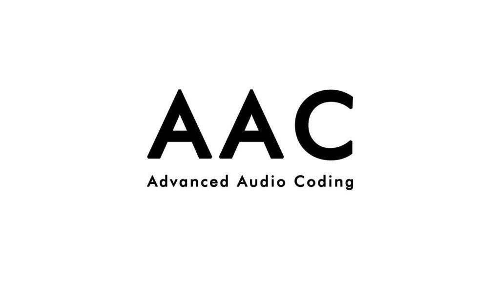 advanced audio coding