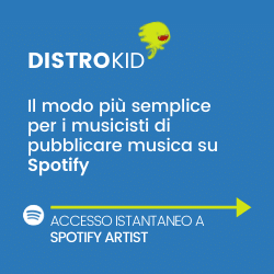 accesso istantaneo a spotify artist