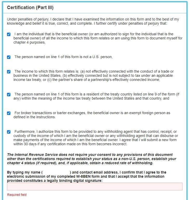distrokid certification module w8ben 1