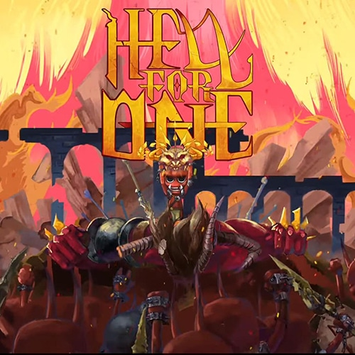 hell for one cover