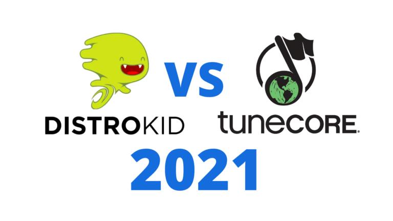 distrokid vs tunecore 2021